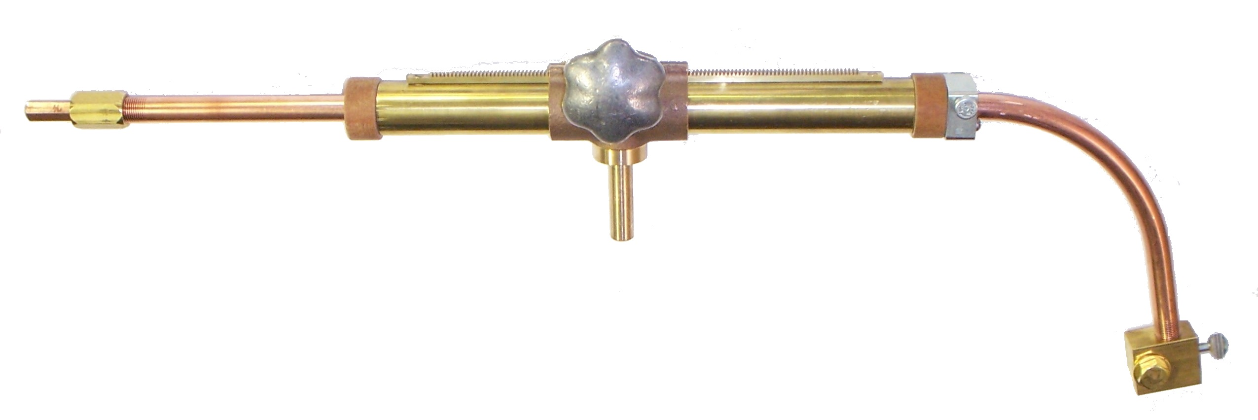 "48-130-1 10"" Adjustable with 32"" curved nozzle"